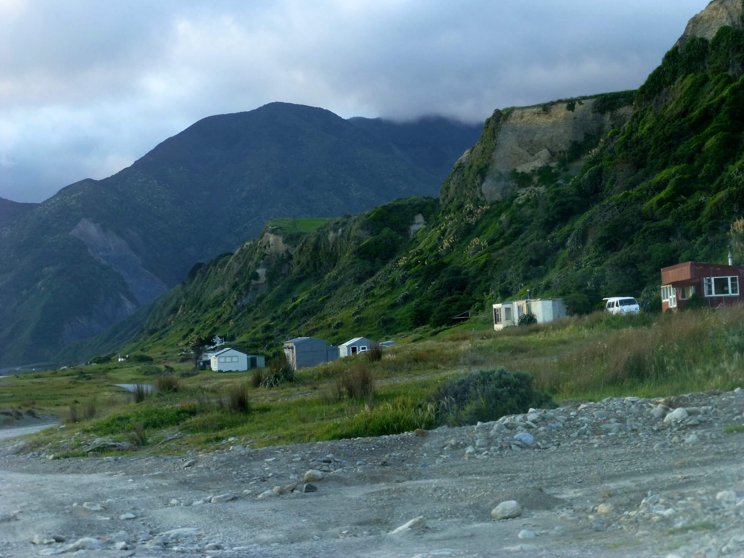 Weit-weg.reisen, Palliser Bay bei Corner Creek 14