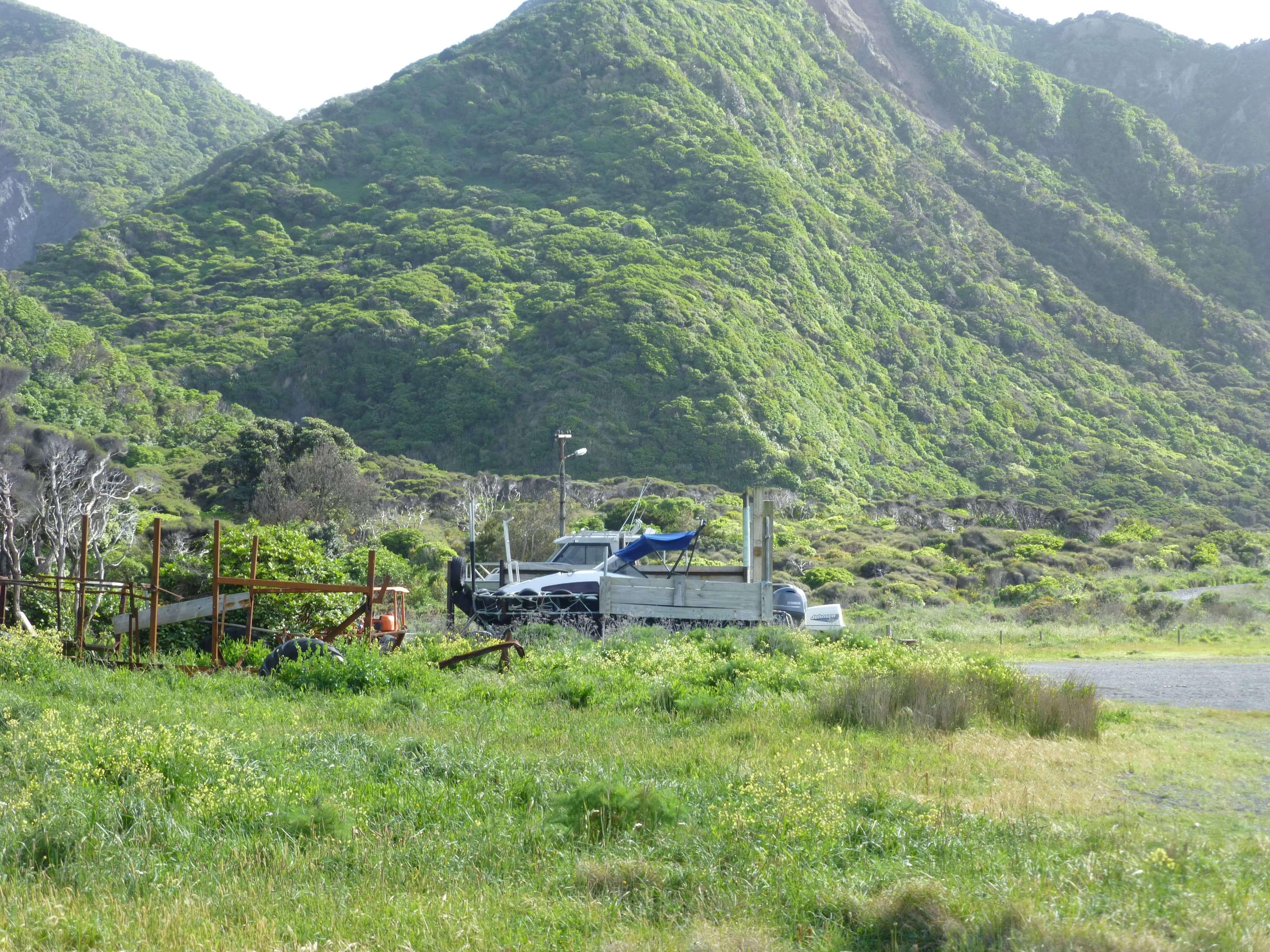 Weit-weg.reisen, Palliser Bay bei Corner Creek 15