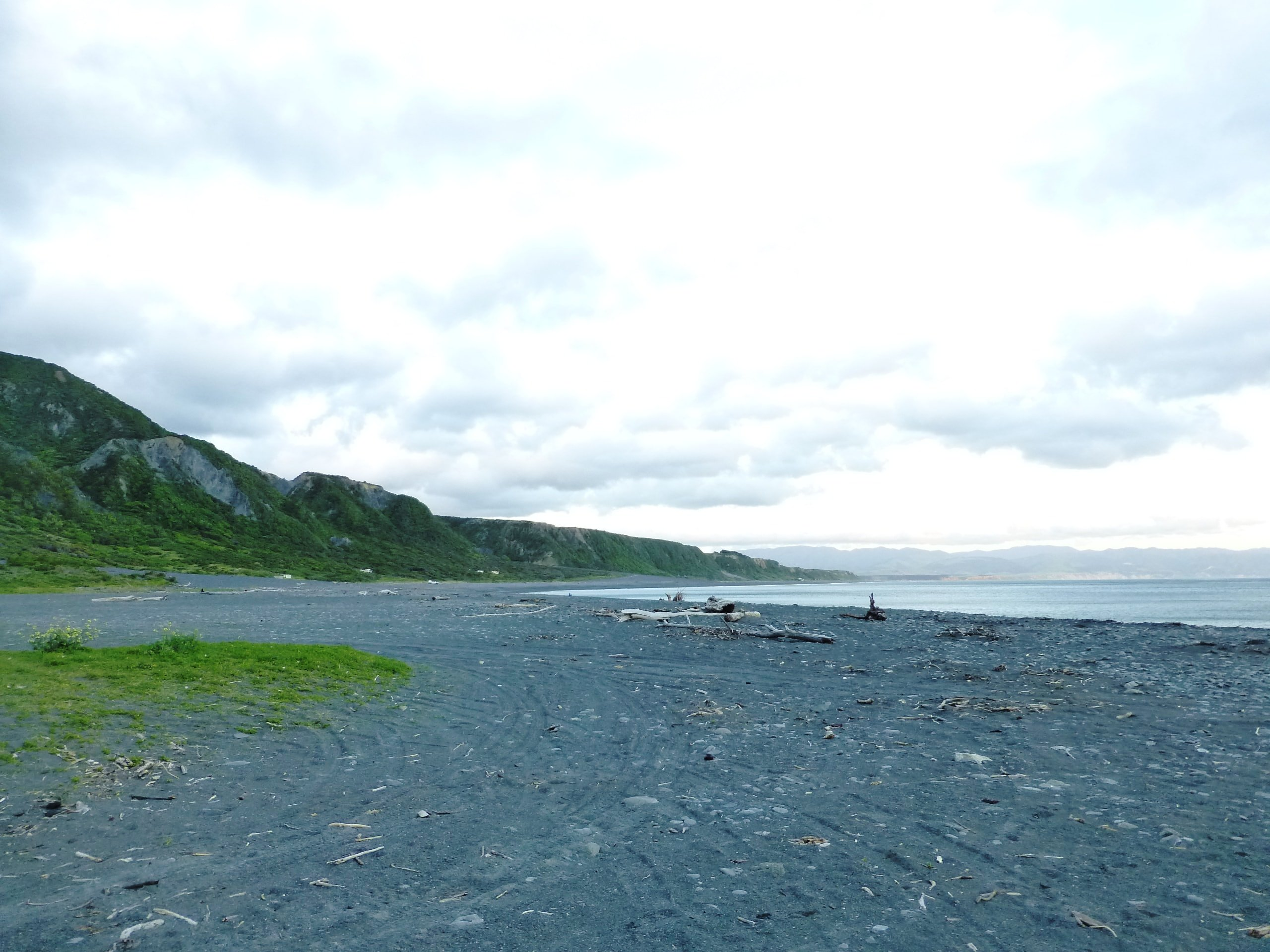 Weit-weg.reisen, Palliser Bay bei Corner Creek 2