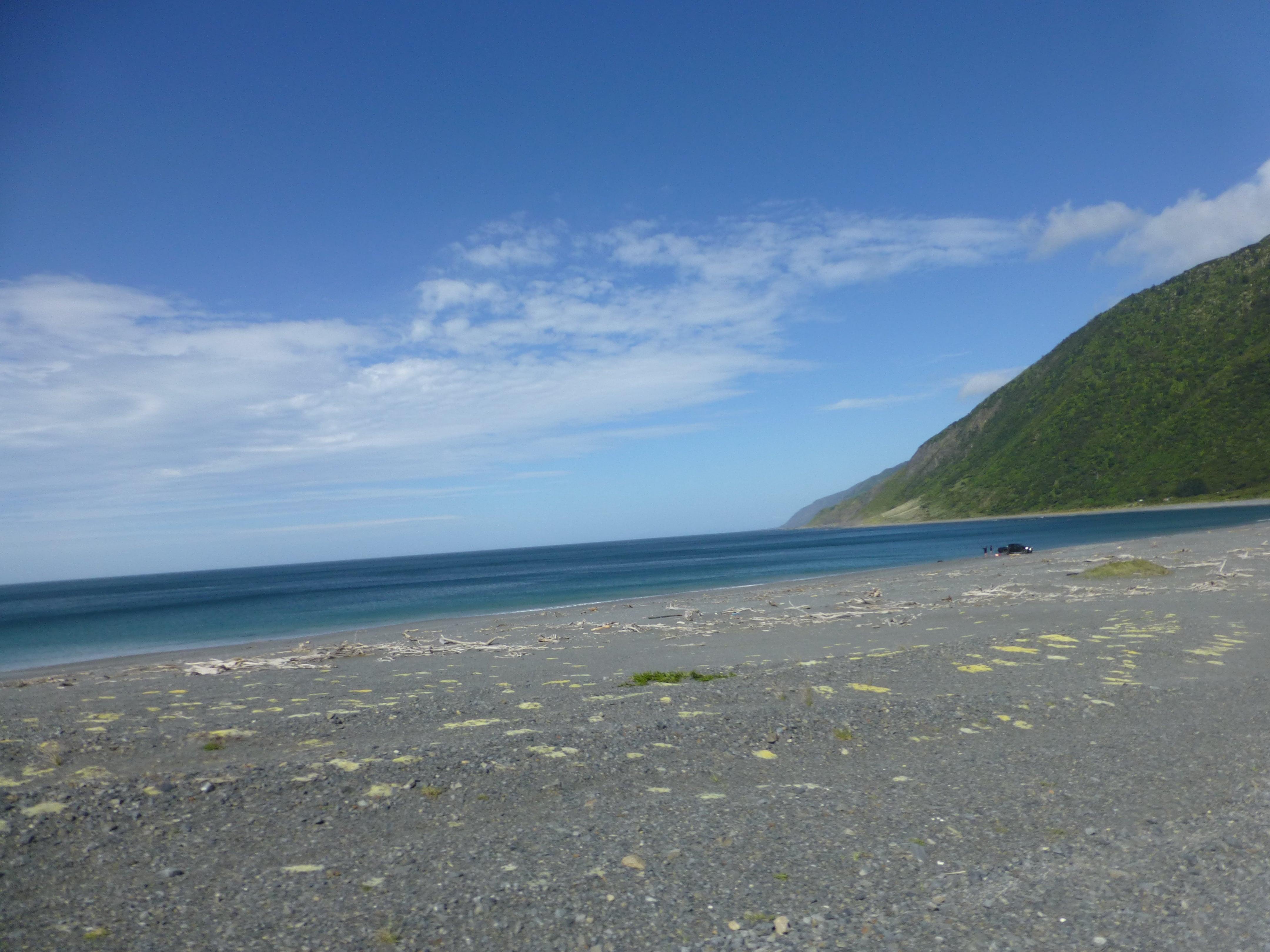 Weit-weg.reisen, Palliser Bay bei Corner Creek 3