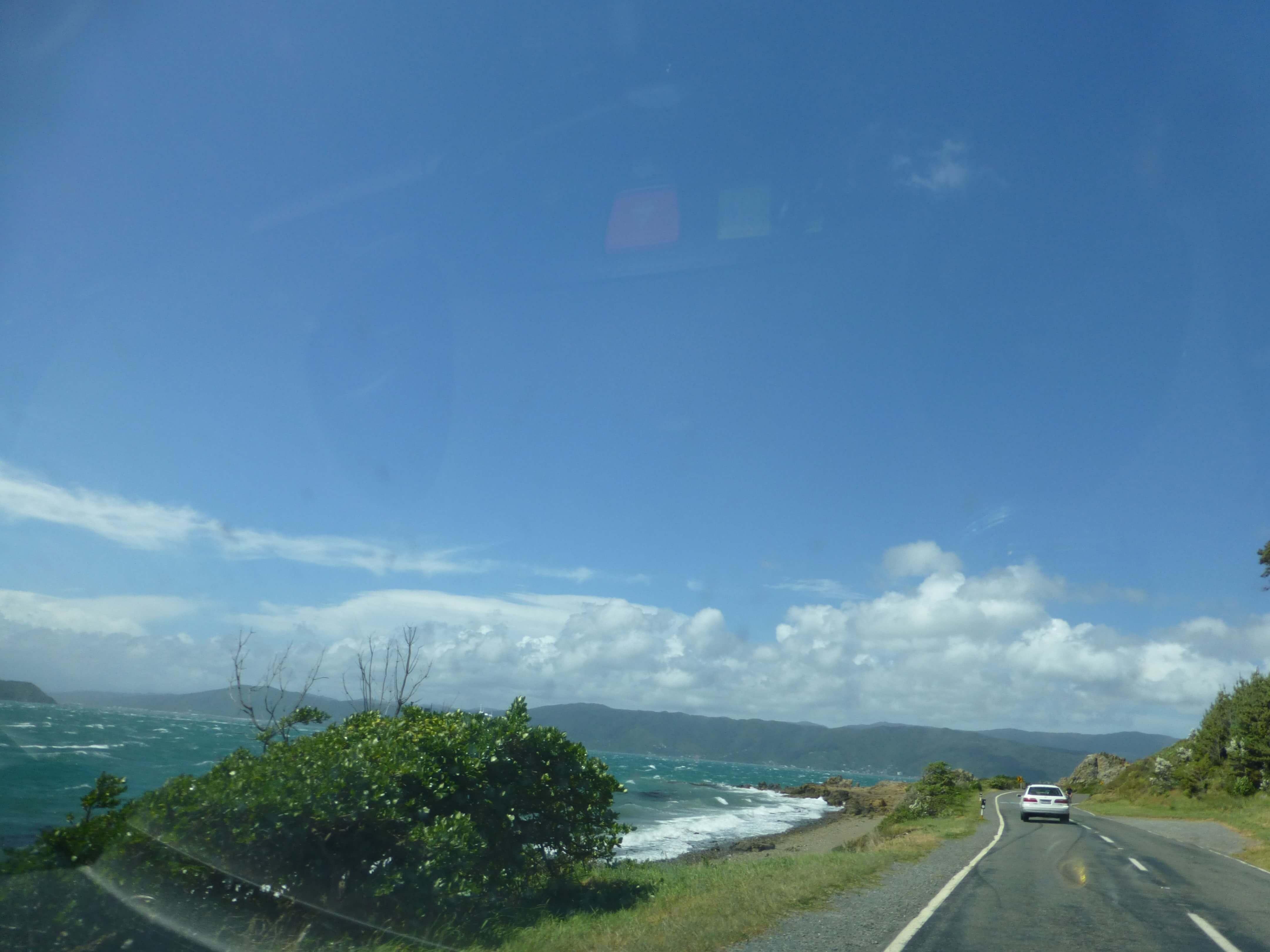 Wellington, Evans Bay, Weit-weg.reisen, 2