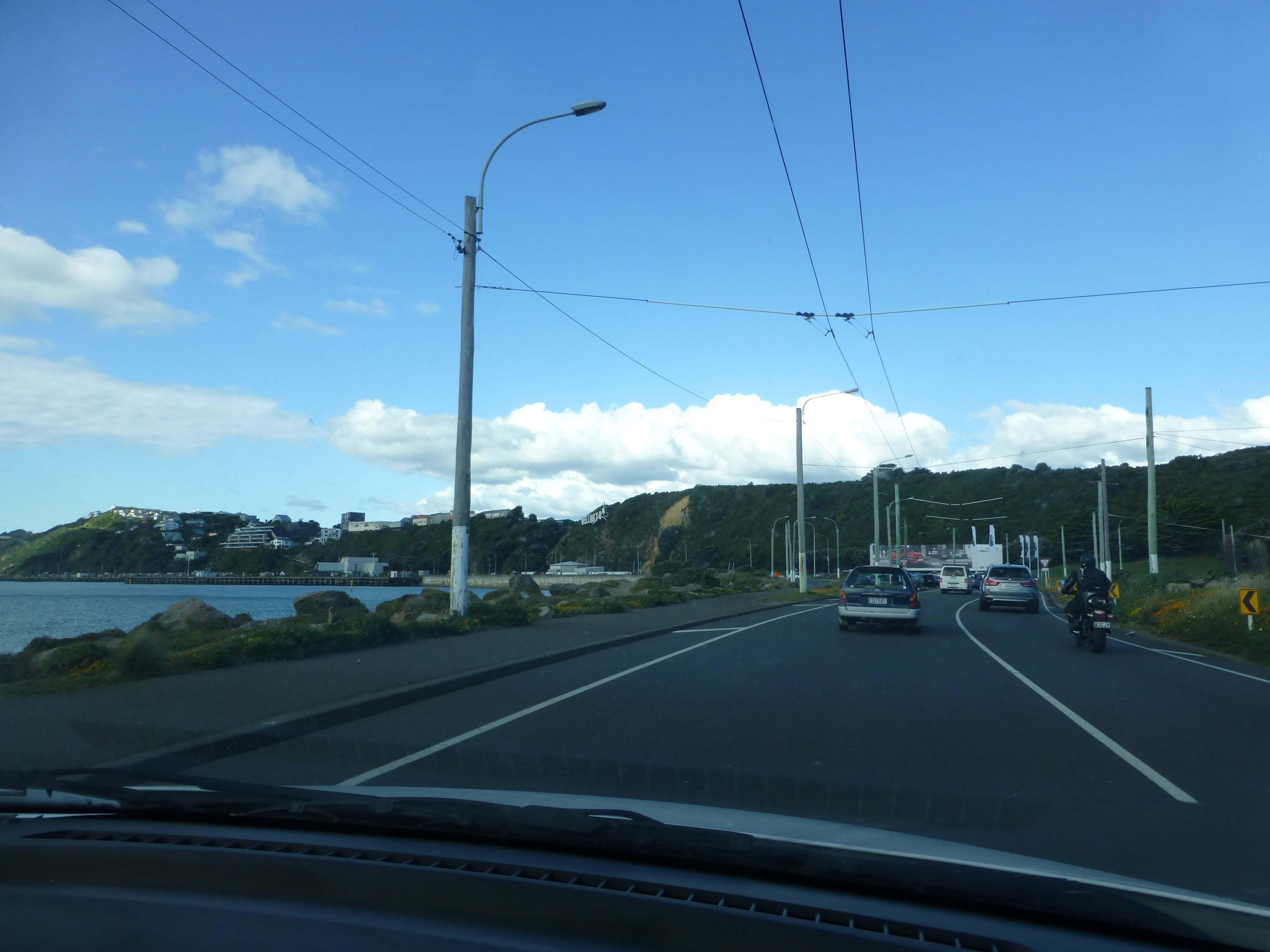 Wellington, Evans Bay, Weit-weg.reisen, 5