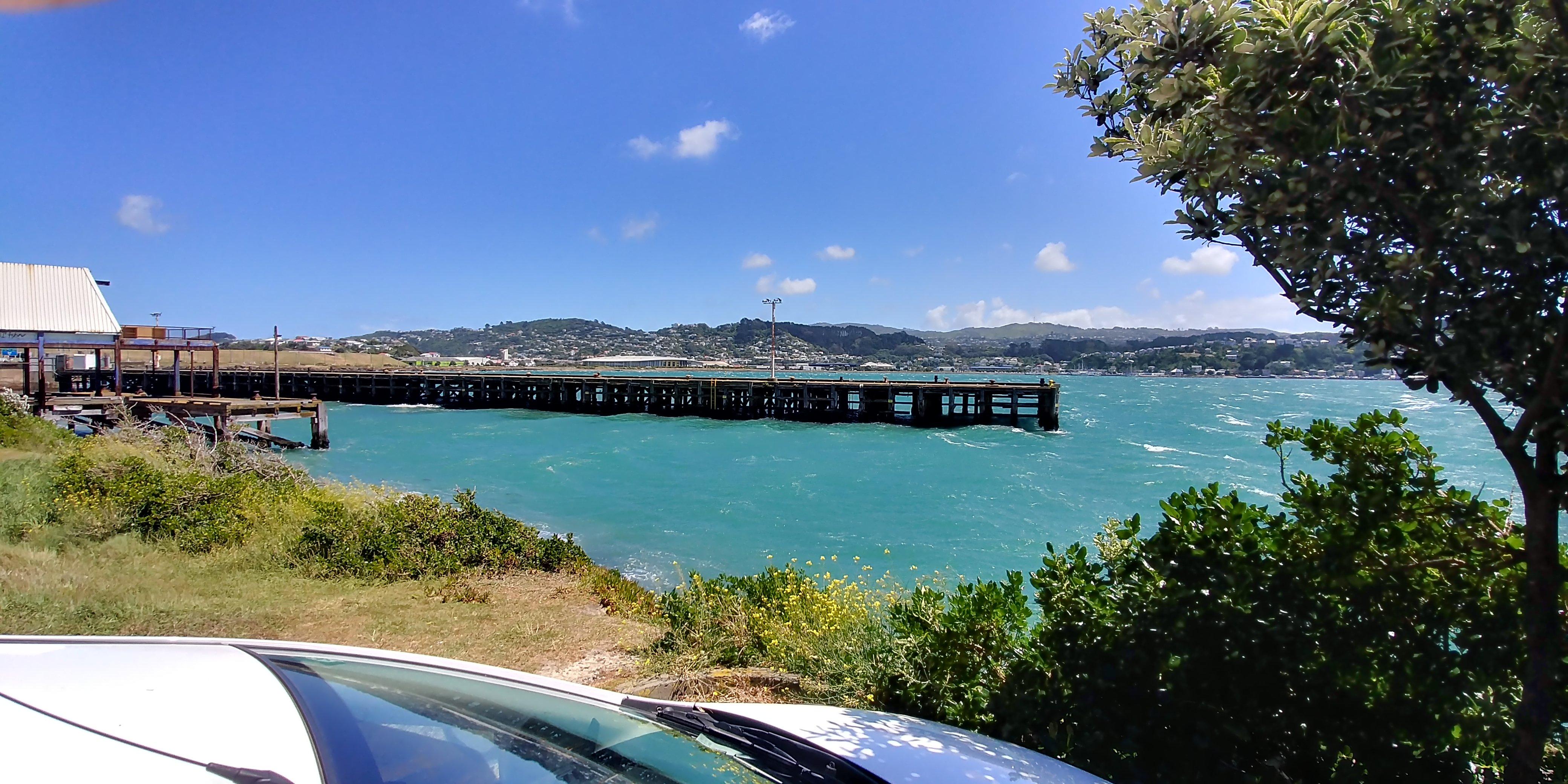 Wellington, Evans Bay, Weit-weg.reisen, 6