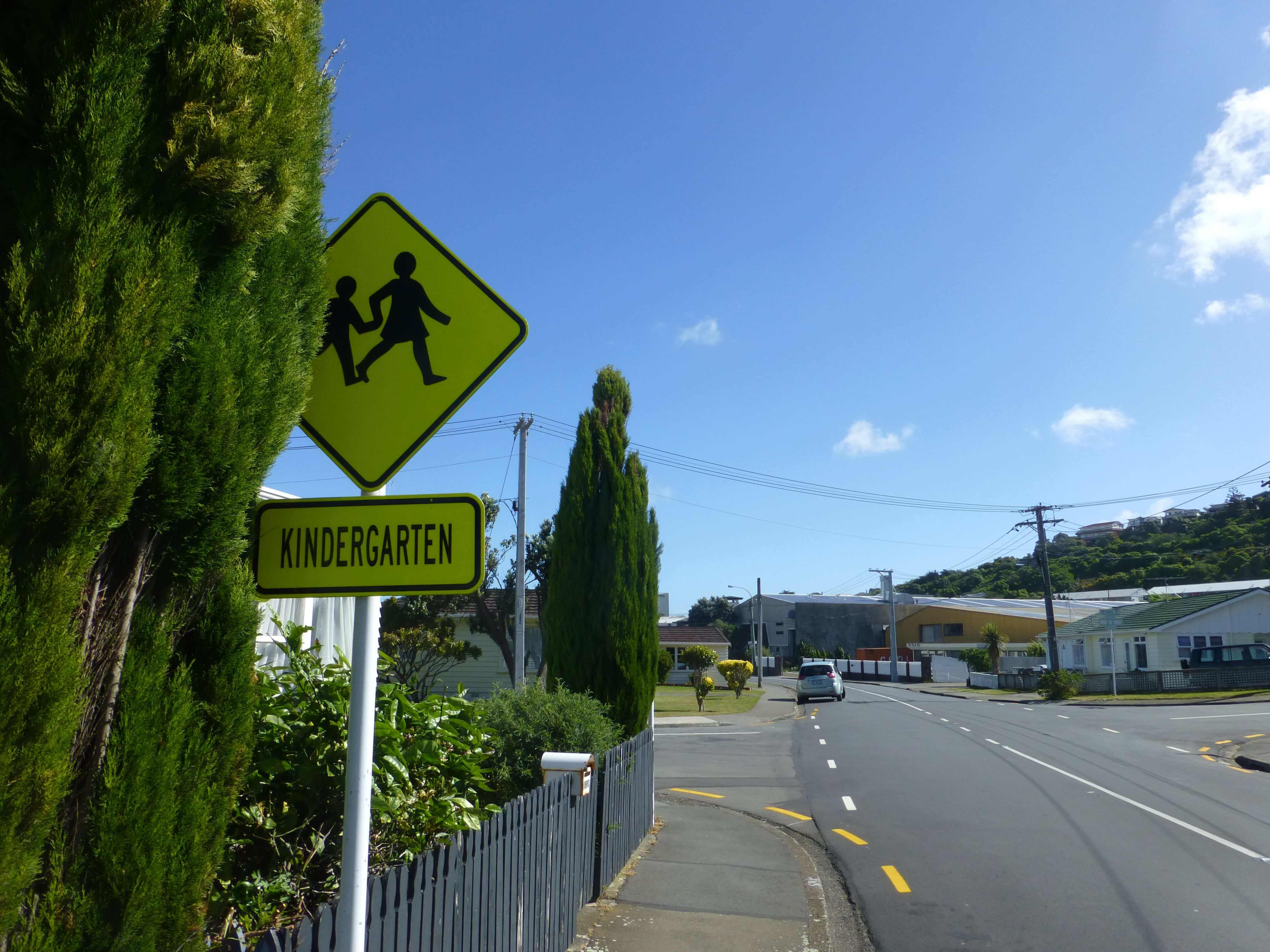 Wellington, in Miramar auf dem Weg zum Weta Shop, Weit-weg.reisen, 12