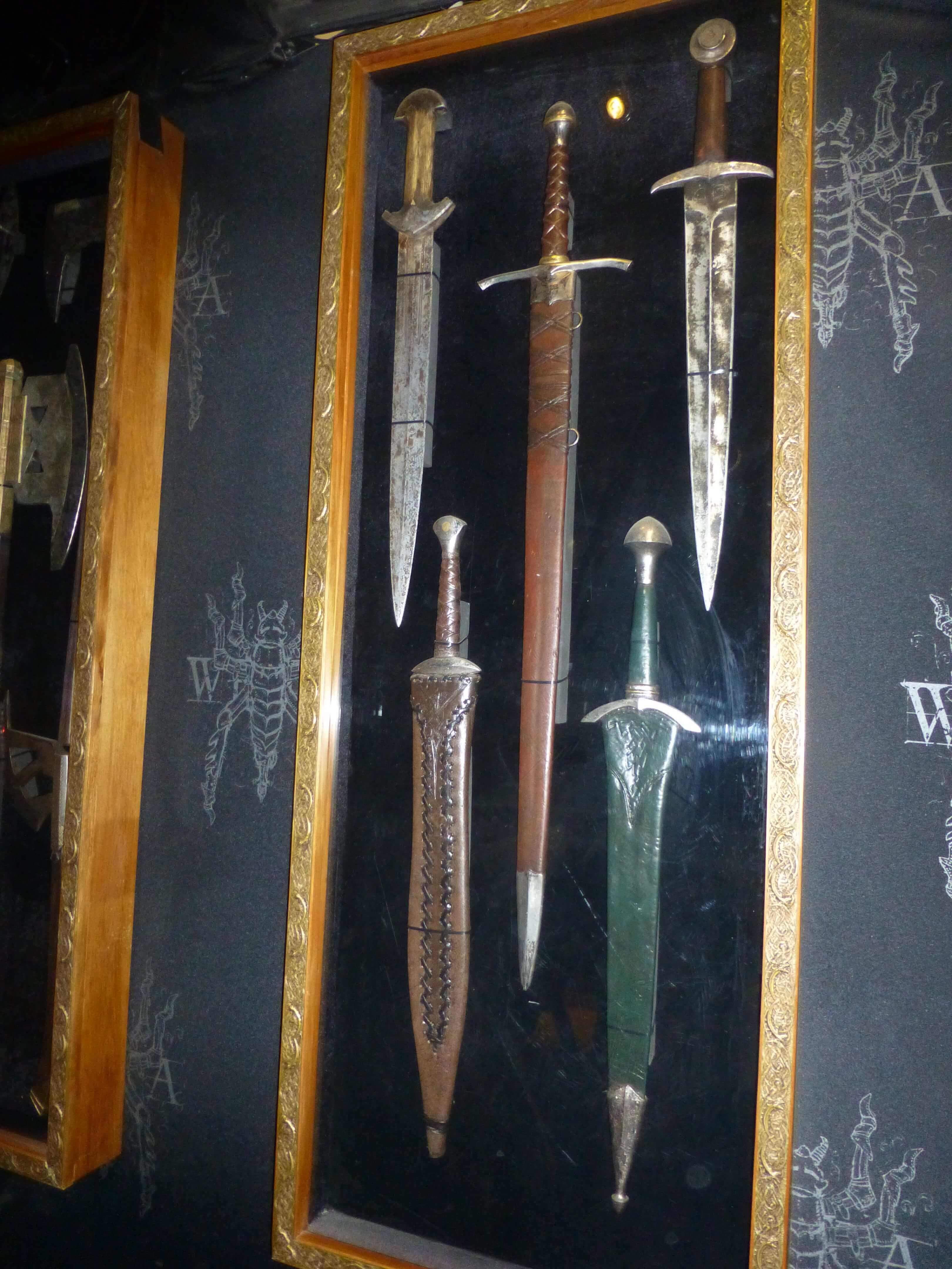 Wellington, im Weta Shop, Weit-weg.reisen 1