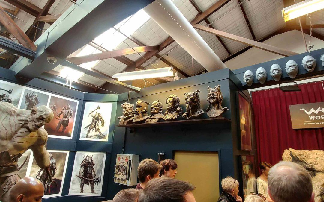 Wellington erleben – die Weta Studios in Miramar