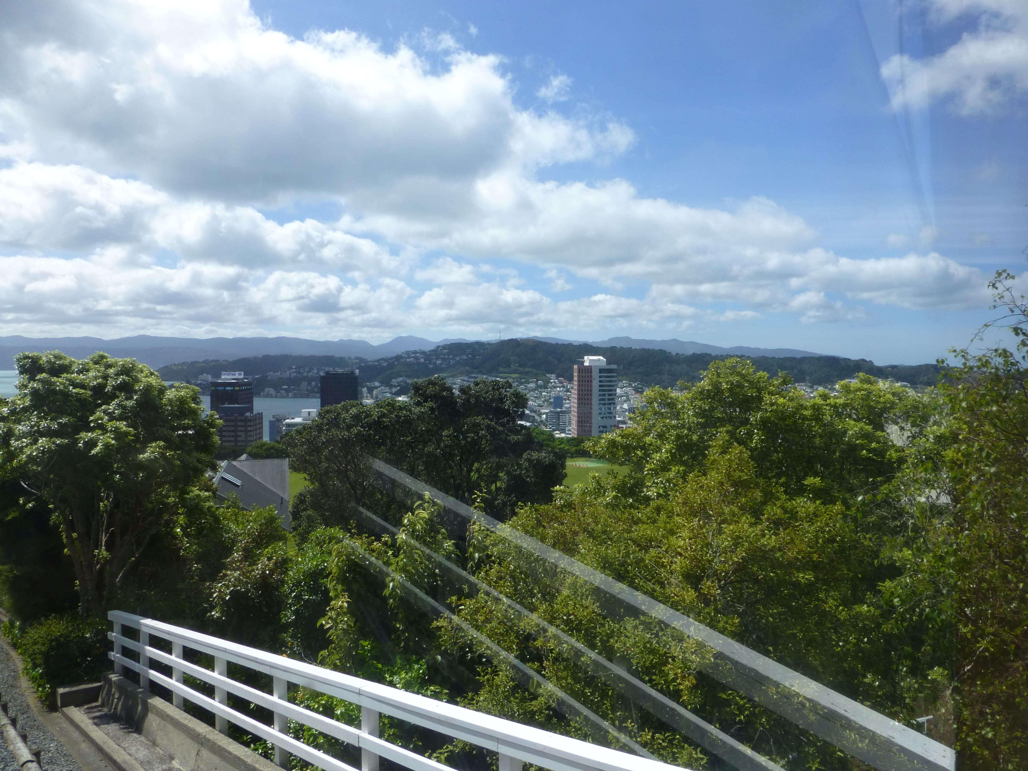 in Wellington in der Cable Car, Weit-weg.reisen 11