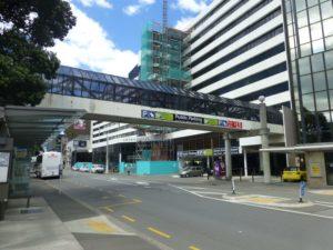 Parken in Wellington, Weit-weg.reisen 2