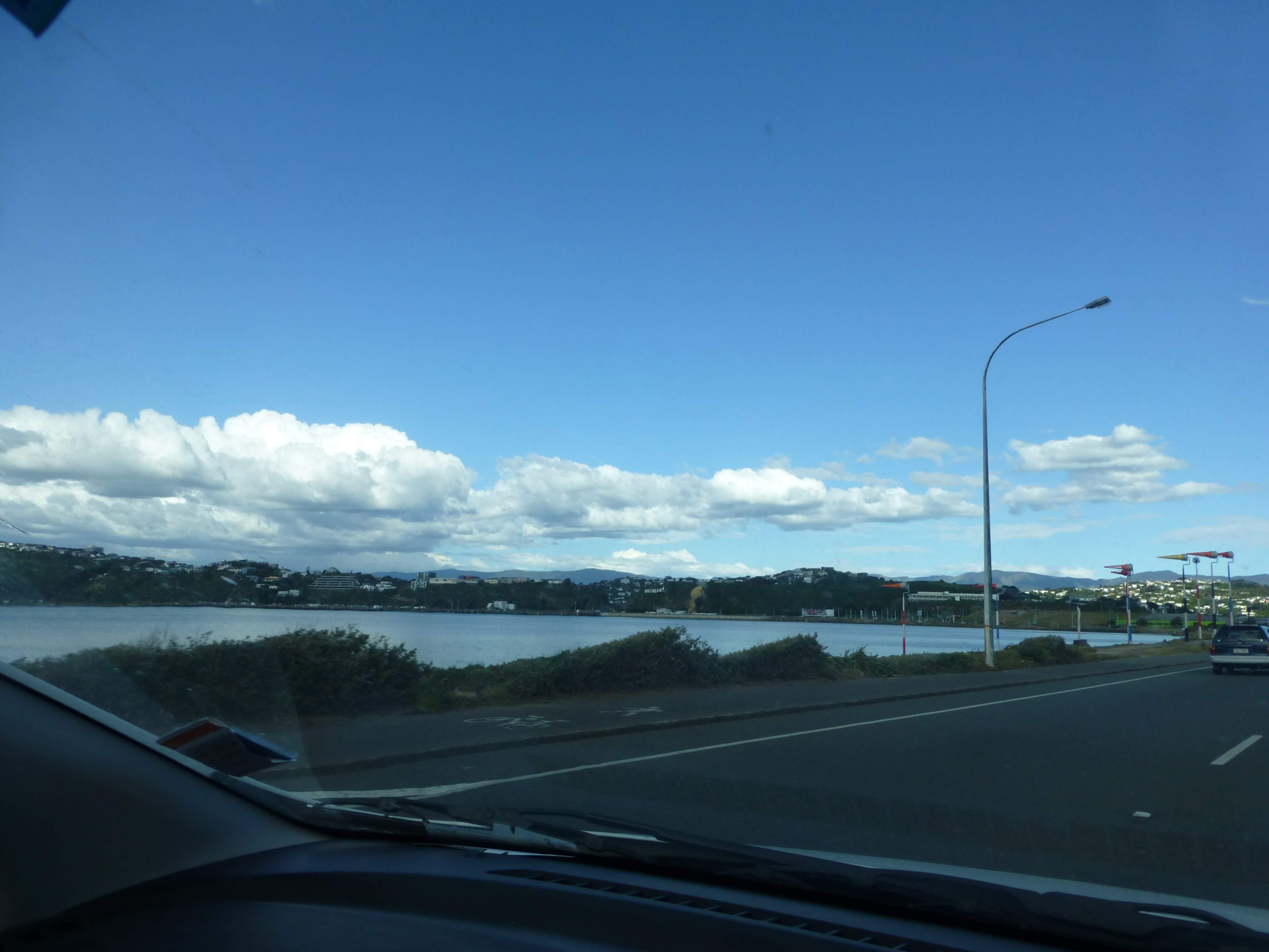 Wellington, Evans Bay, Weit-weg.reisen 3
