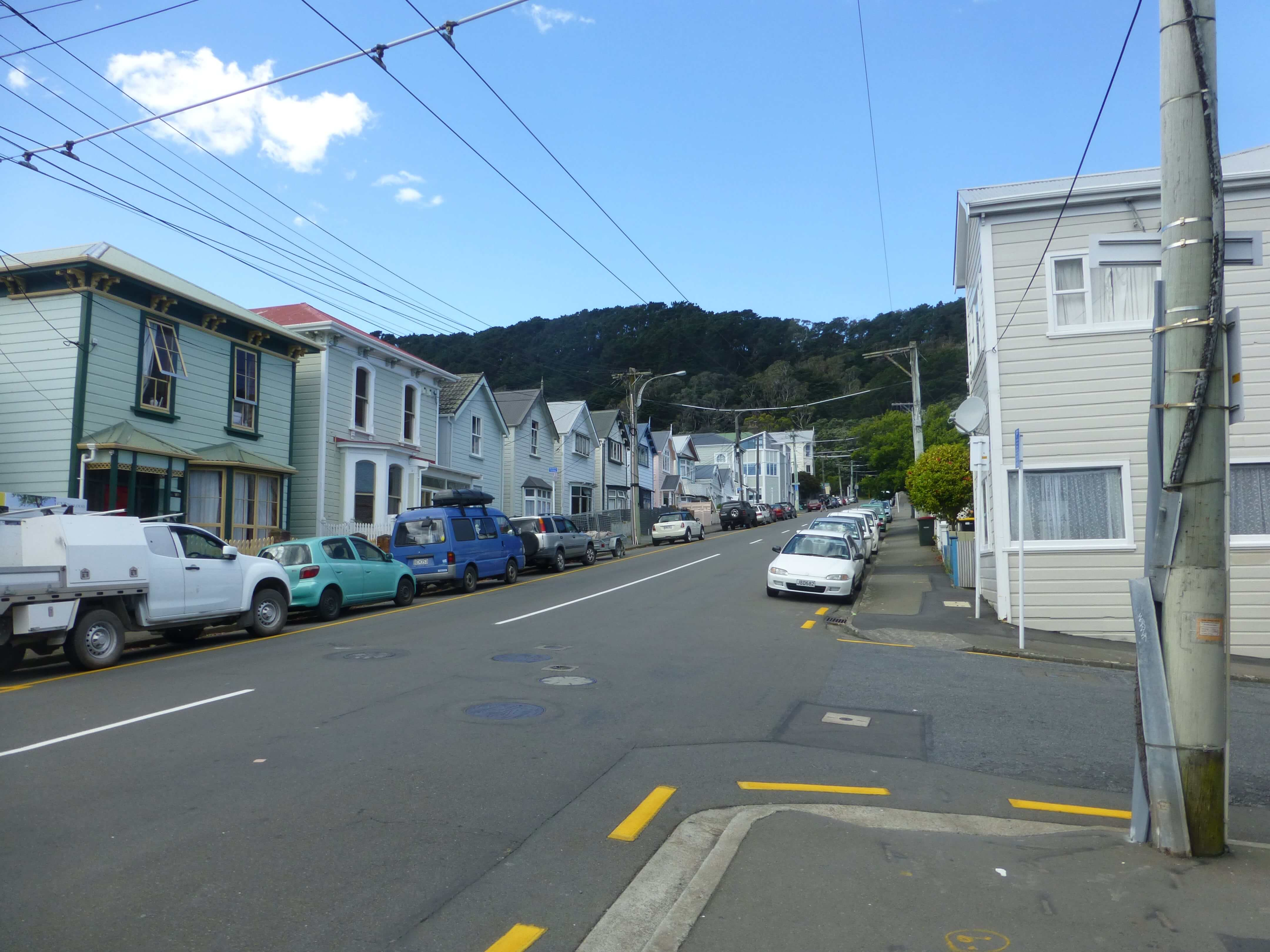 in Wellington, Neuseeland, Weit-weg.reisen 13