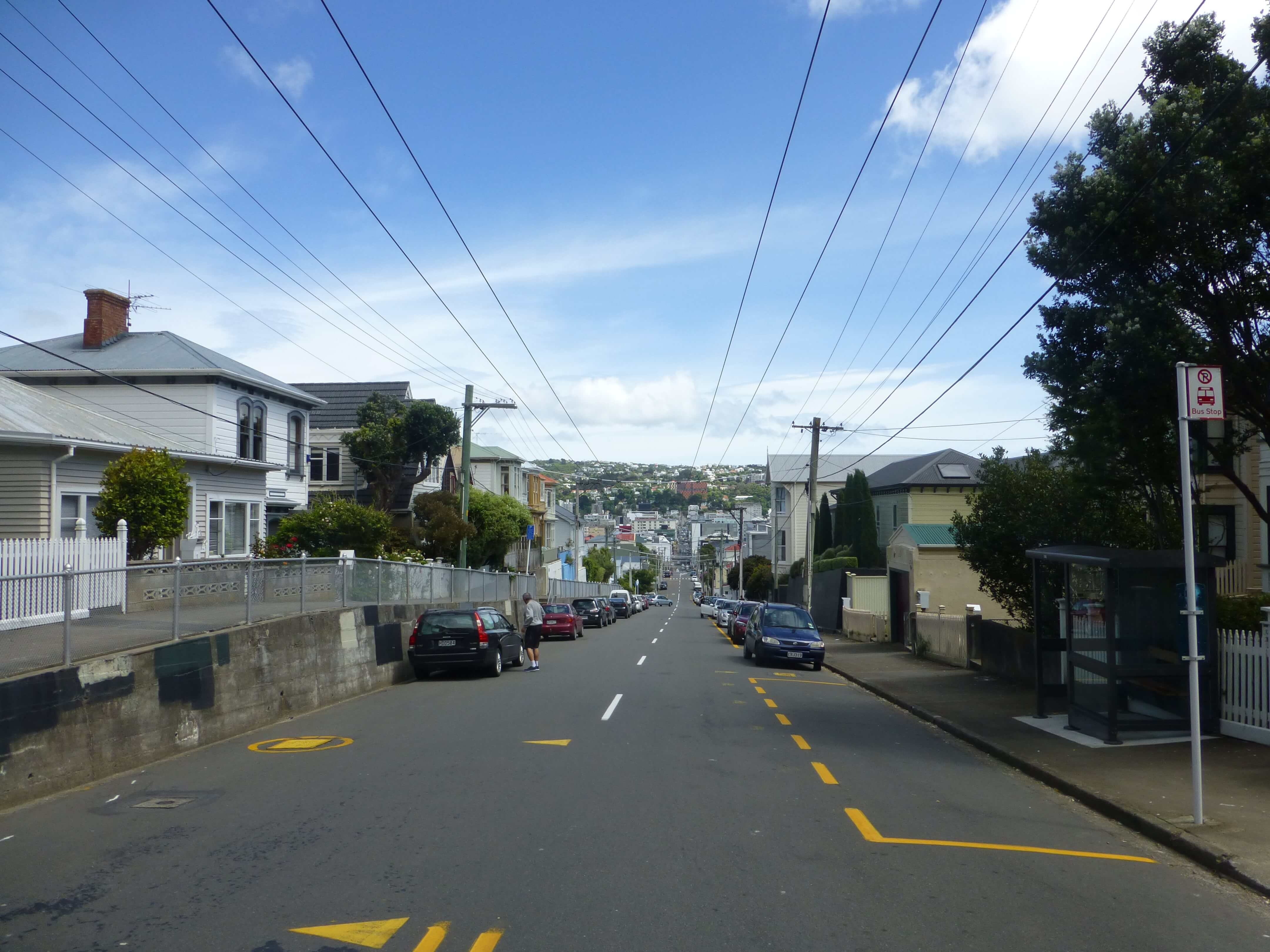 in Wellington, Neuseeland, Weit-weg.reisen 14