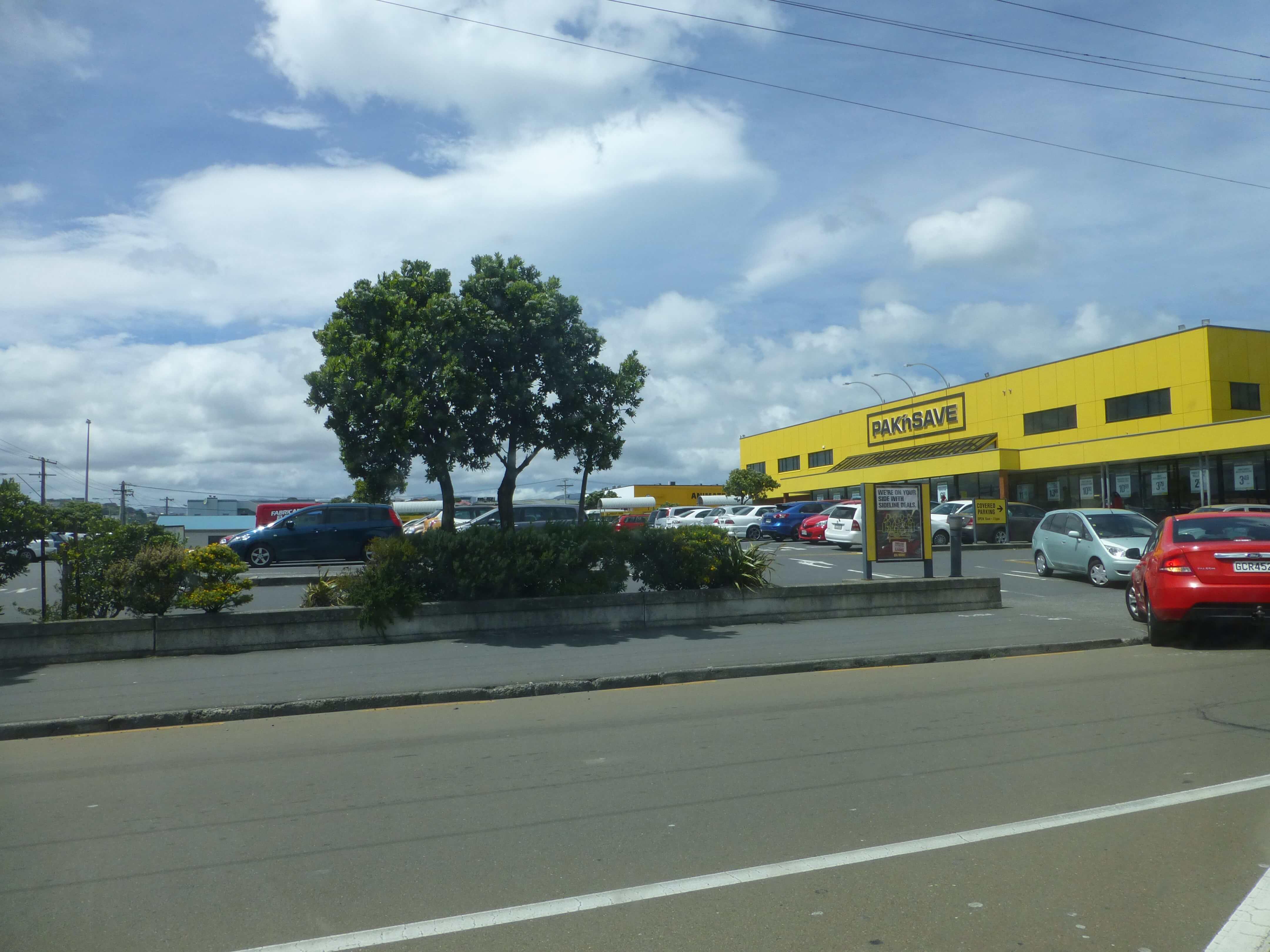 in Wellington, Neuseeland, Weit-weg.reisen 15