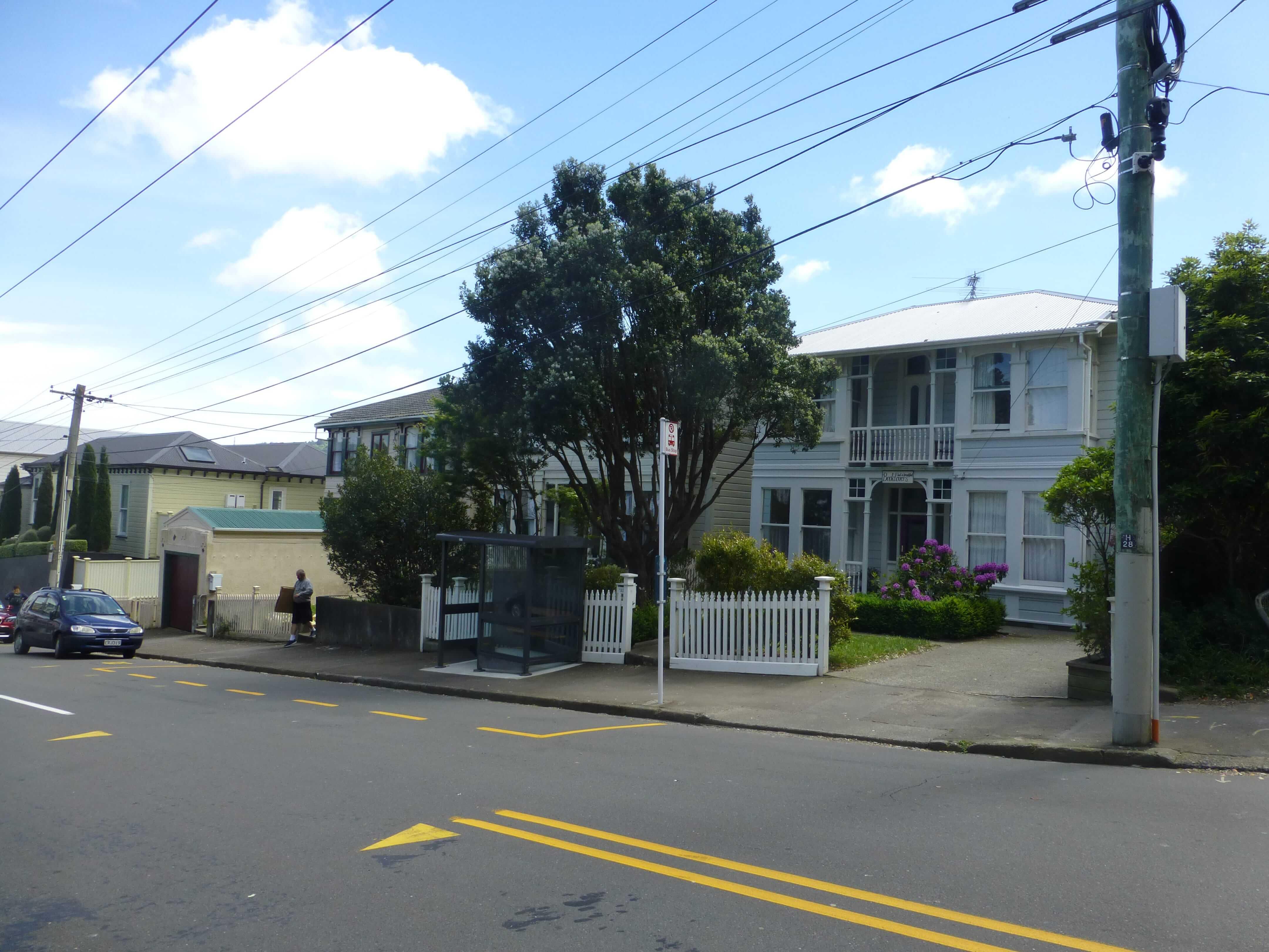 in Wellington, Neuseeland, Weit-weg.reisen 19