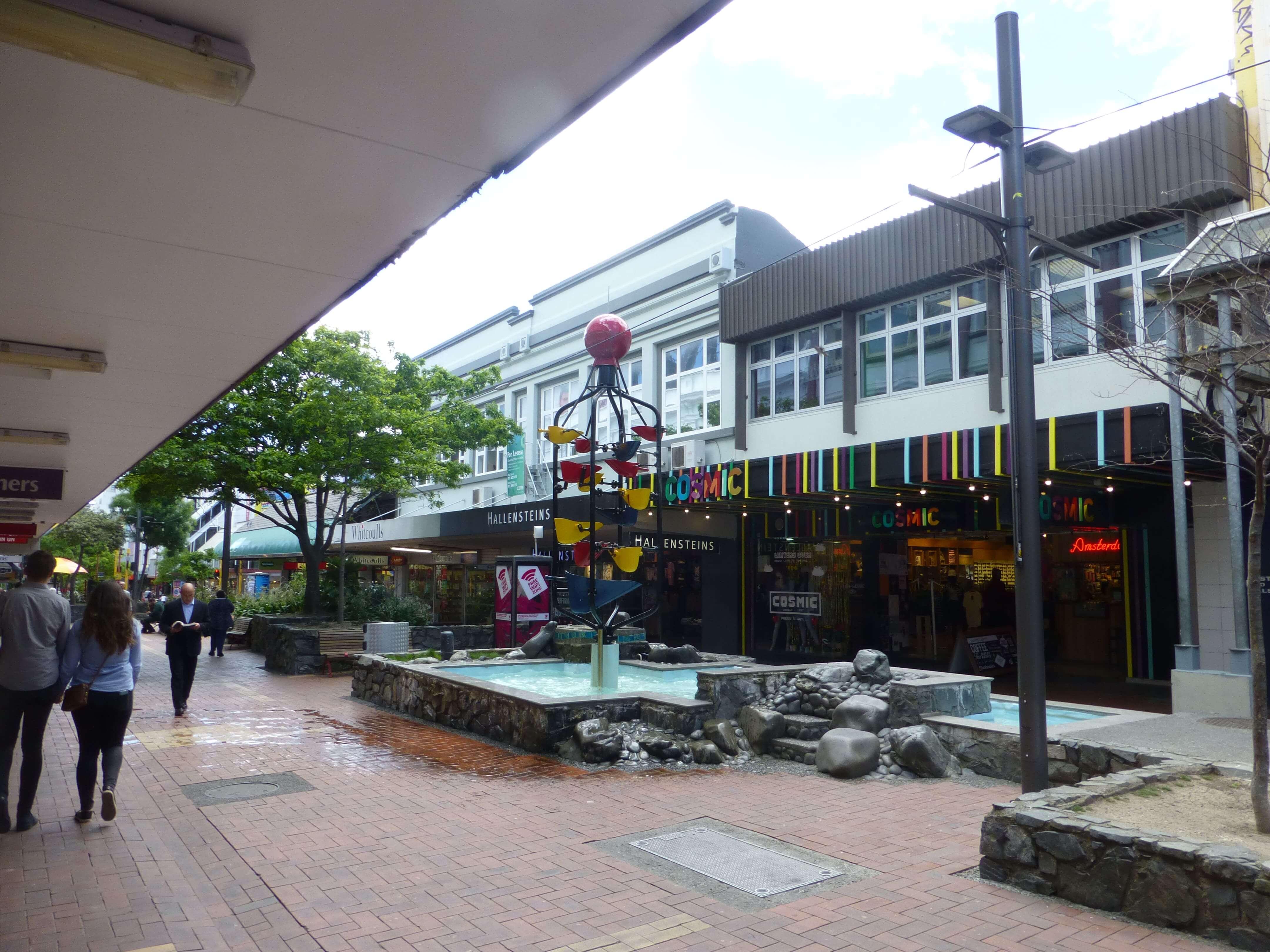 im Zentrum, Wellington, Neuseeland, Weit-weg.reisen 10