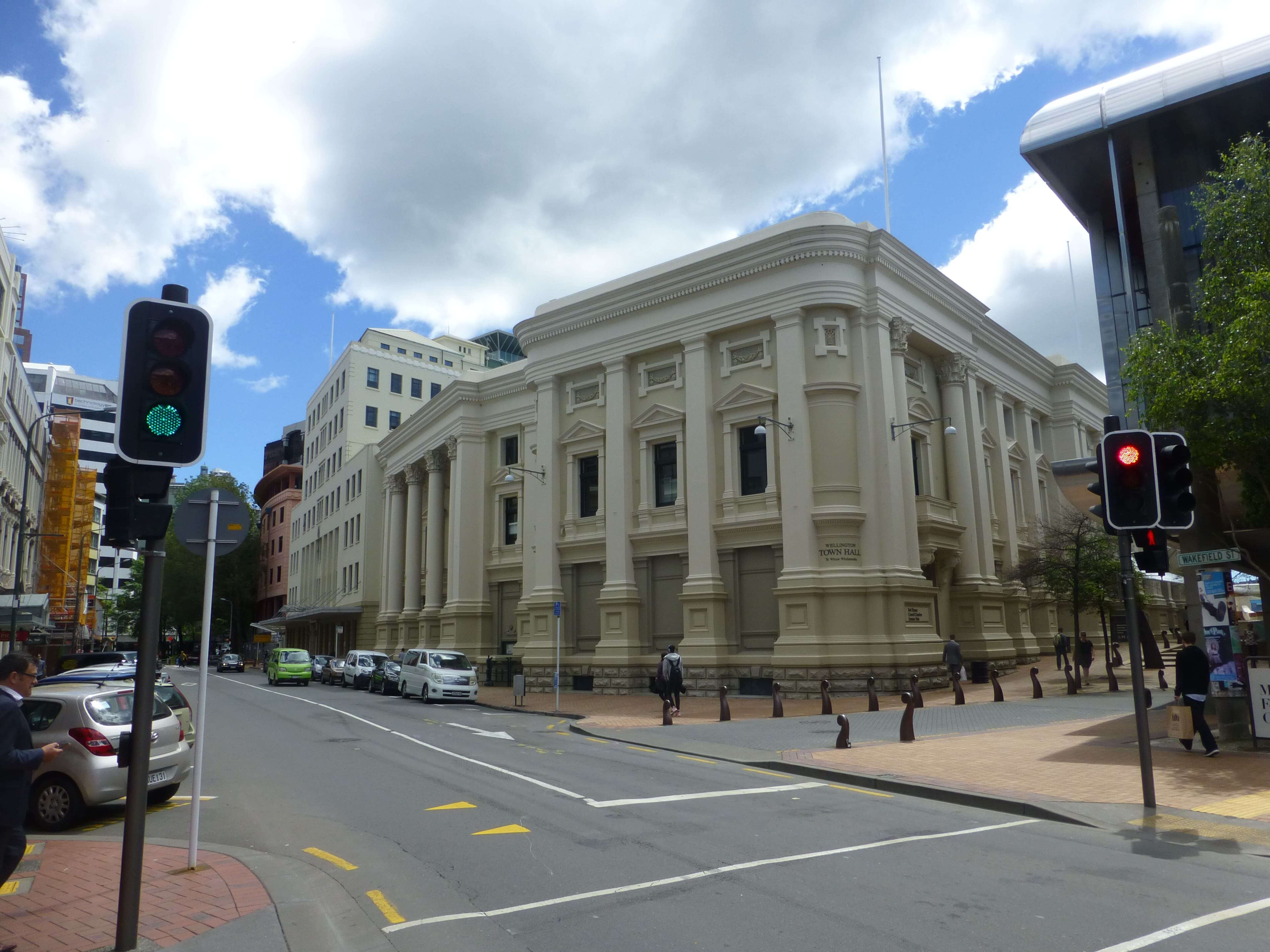 im Zentrum, Wellington, Neuseeland, Weit-weg.reisen 12