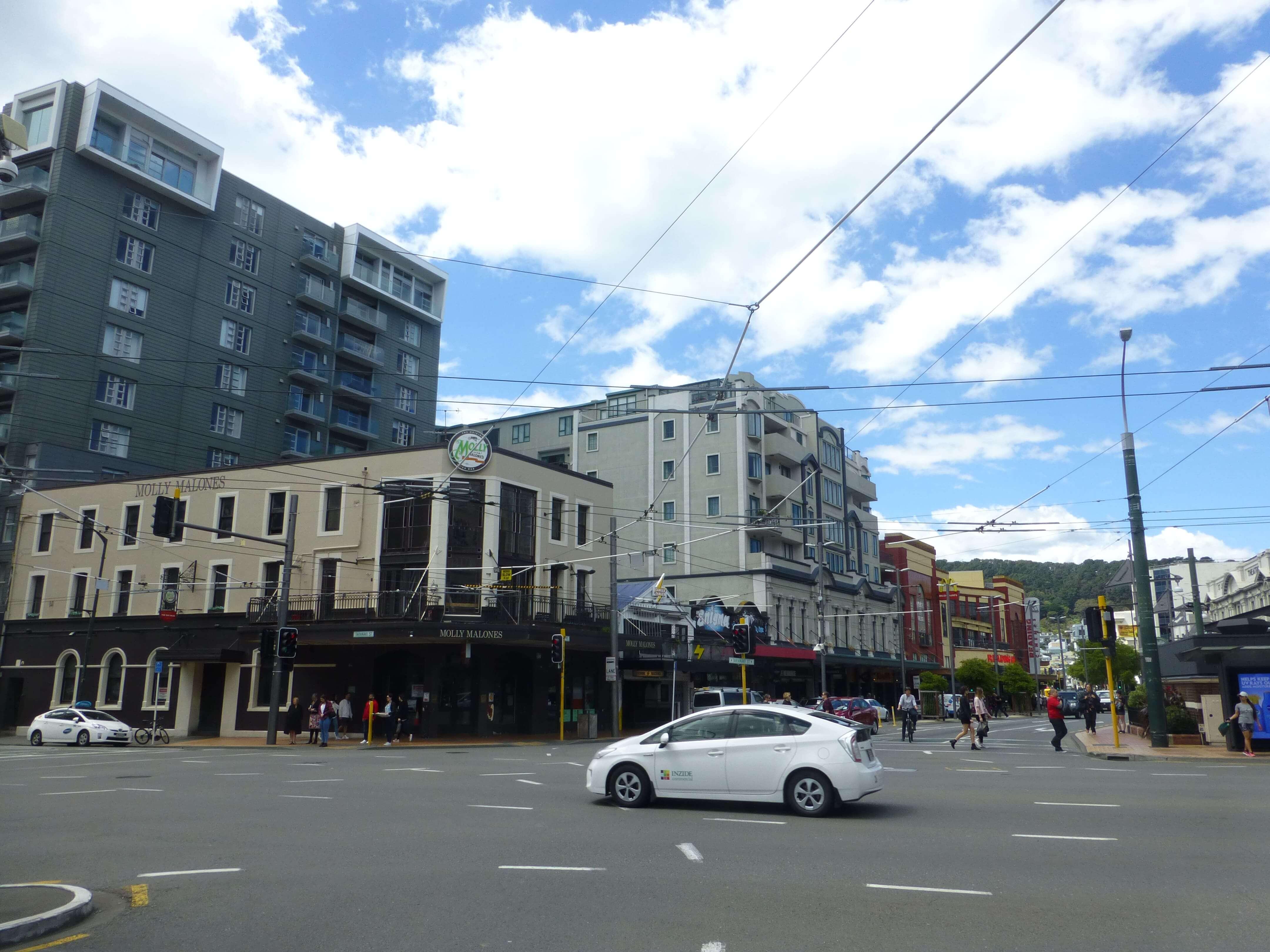 im Zentrum, Wellington, Neuseeland, Weit-weg.reisen 16