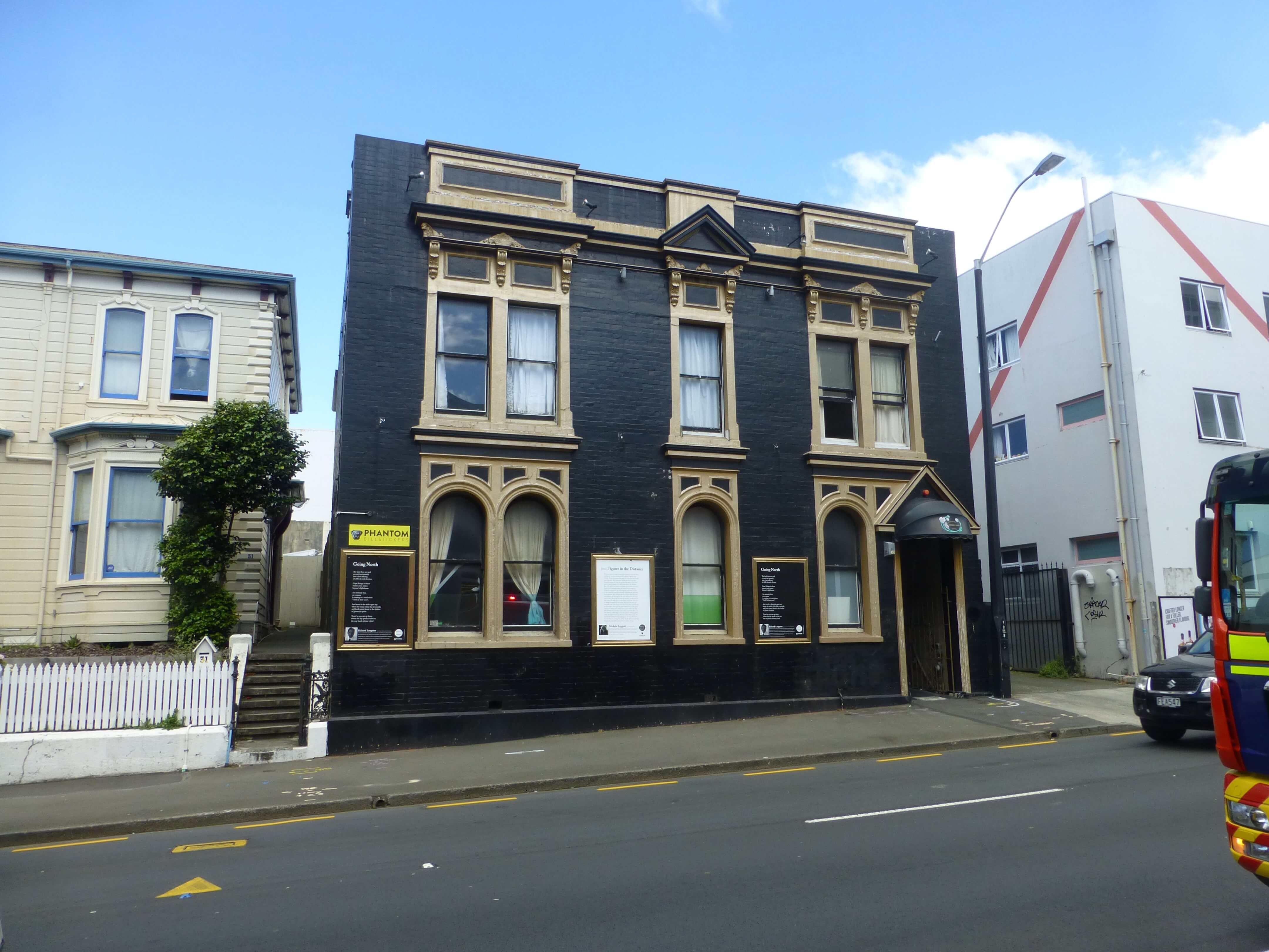 im Zentrum, Wellington, Neuseeland, Weit-weg.reisen 2