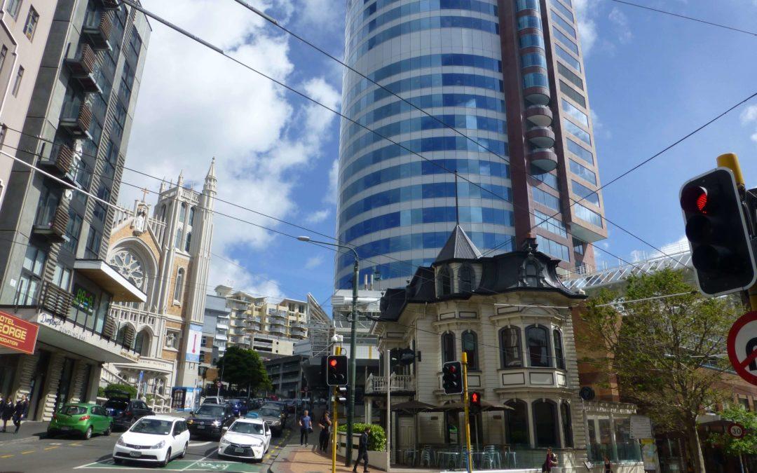 Wellington erleben – Der Marine Drive und die Cable Car