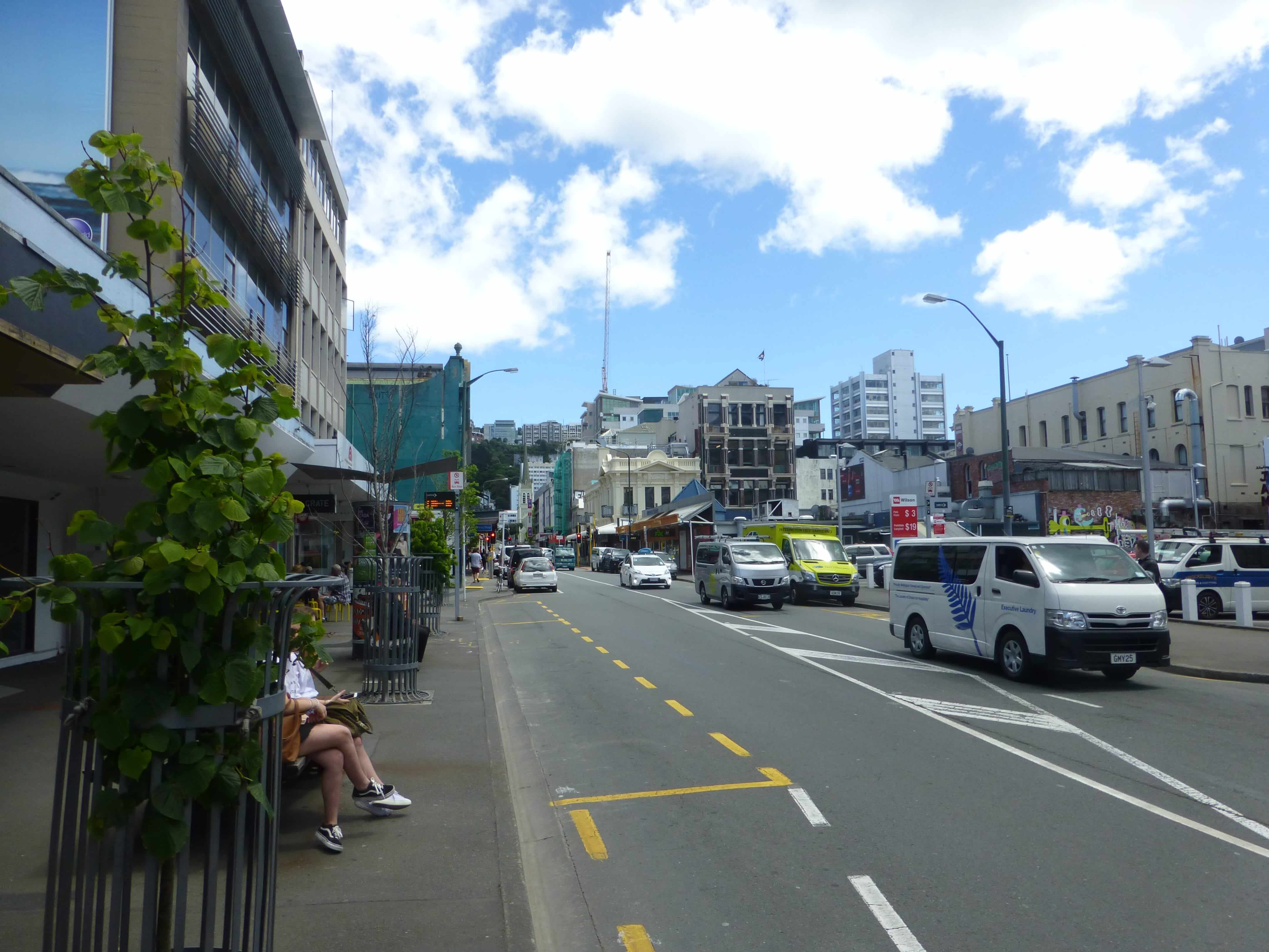 im Zentrum, Wellington, Neuseeland, Weit-weg.reisen 3
