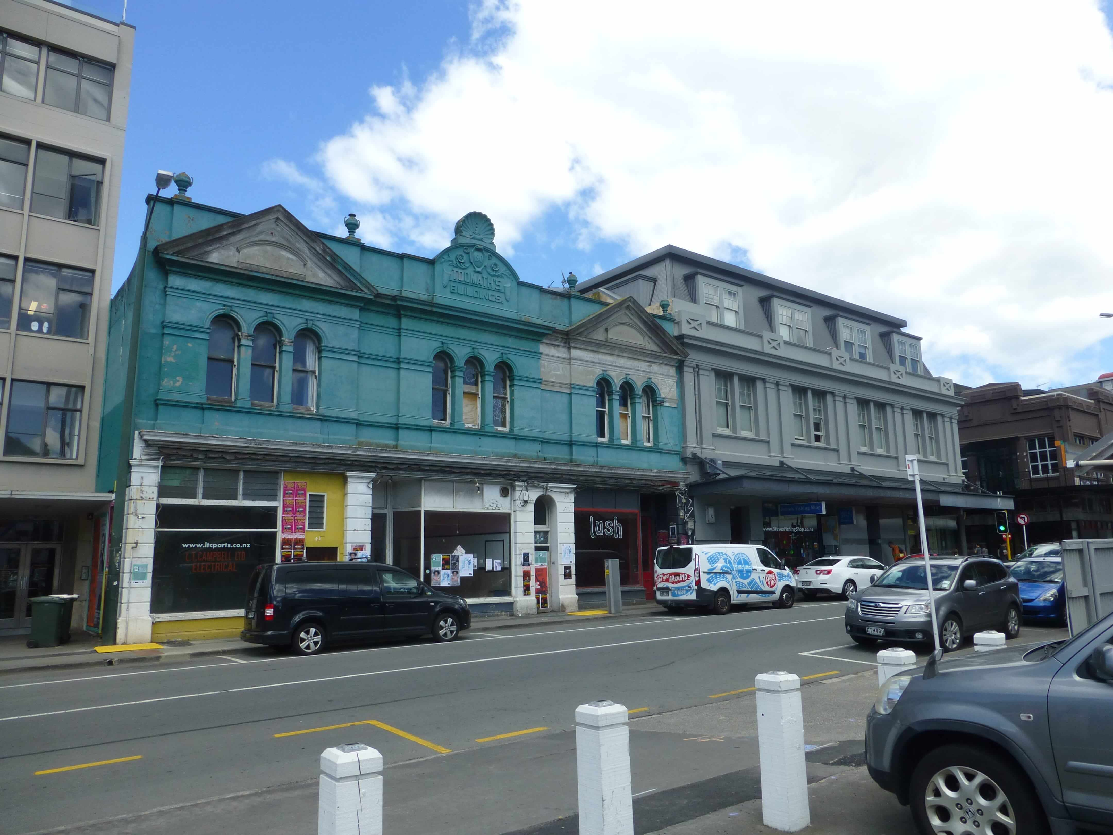 im Zentrum, Wellington, Neuseeland, Weit-weg.reisen 4