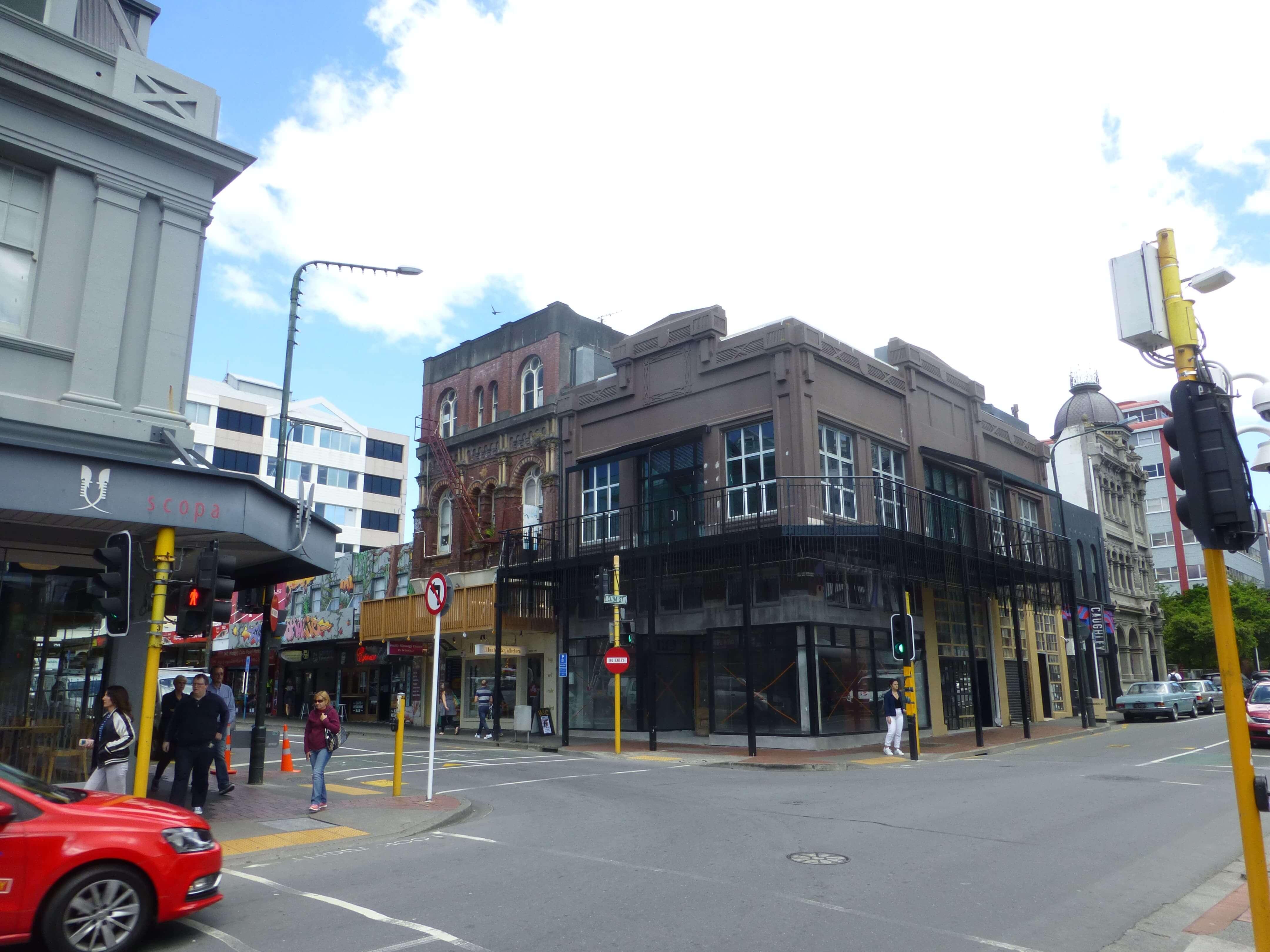 im Zentrum, Wellington, Neuseeland, Weit-weg.reisen 5