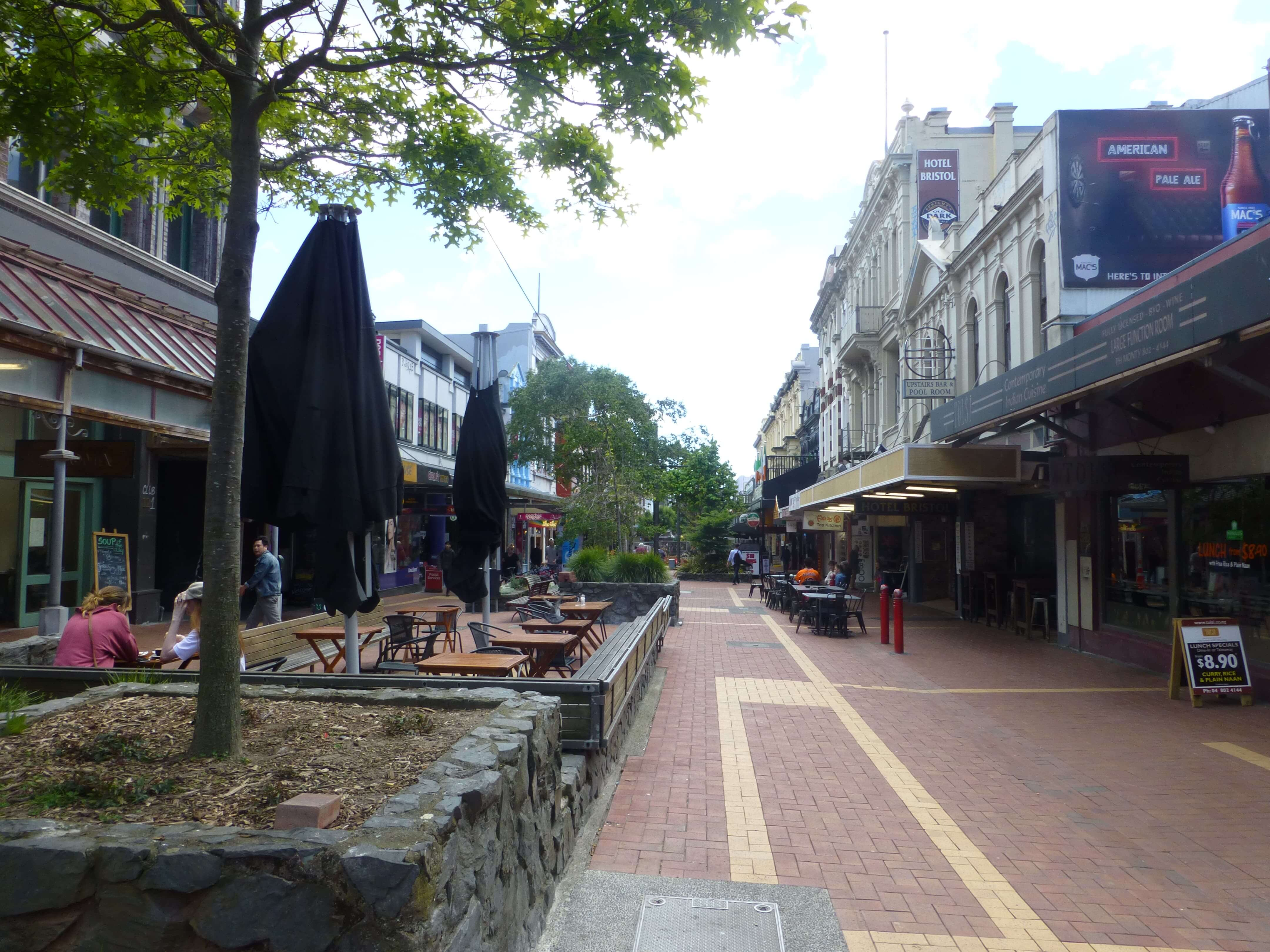 im Zentrum, Wellington, Neuseeland, Weit-weg.reisen 6